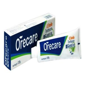 ORECARE U SMILE CHILDREN TOOTHPASTE