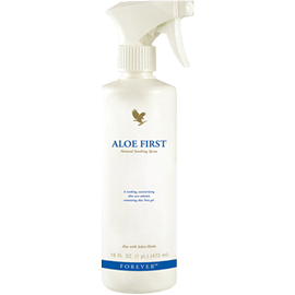 Forever Living Aloe First
