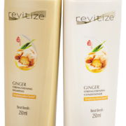 Revitize Ginger Strengthening Shampoo
