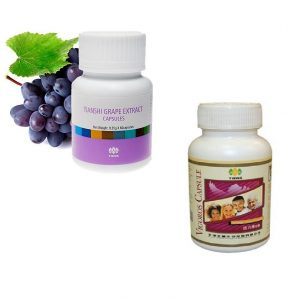 Tiens vigoros Grape Extract Capsules