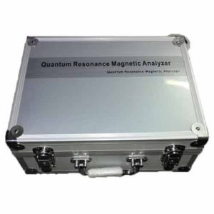 Quantam Resonant Magnetic Analyzer
