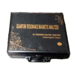Quantum Resonant Magnetic Analyzer 6th Generation